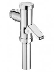 Schellomat Tlakový splachovač WC s páčkou, chróm (022380699)