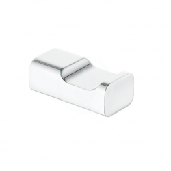 KLUDI - E2 Jednoduchý háčik, chróm (4998405)