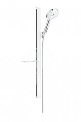 HANSGROHE - Raindance Select S Sprchová súprava Select S 120 3jet EcoSmart 9 l/min, tyč 0,90 m, biela/chróm (27649400)