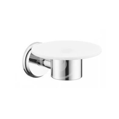HANSGROHE - Logis Classic Miska na mydlo keramická, chróm (41615000)