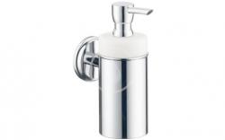 HANSGROHE - Logis Classic Dávkovač tekutého mydla keramický, chróm (41614000)