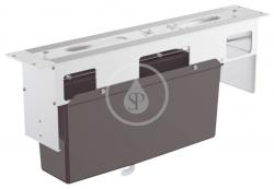 GROHE - Montážní tělesa Montážne teleso na batérie na okraj vane, 4/5-otvorová inštalácia (29037000)