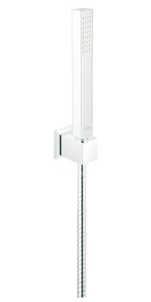 GROHE - Euphoria Cube+ Kovová sprchová súprava, 1jet, chróm 27889000