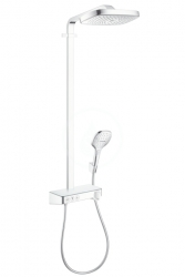 HANSGROHE - Raindance Select E Sprchový set Showerpipe 300 s termostatom ShowerTablet Select, 3 prúdy, chróm (27127000)