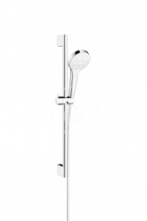 HANSGROHE - Croma Select S Sprchová súprava Multi EcoSmart 9 l/min 0,65 m, biela/chróm (26561400)