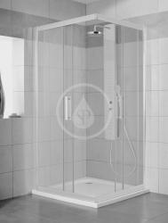 IDEAL STANDARD - Synergy Sprchovací kút 900x900 mm, lesklá strieborná/číre sklo (L6374EO)