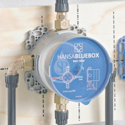 HANSA - Bluebox Montážne teleso na batéria pod omietku DN20 (80010000), fotografie 2/4