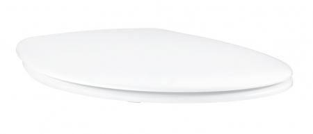 GROHE - Bau Ceramic WC sedadlo, duroplast, biela (39492000)