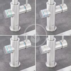 GROHE - Blue Home Drezová batéria Connected, s chladiacim zariadením a filtráciou, chróm (31541000), fotografie 2/12