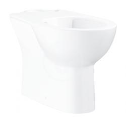 GROHE - Bau Ceramic WC kombi misa, rimless, alpská biela (39429000)