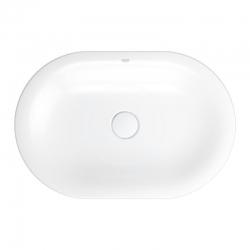 GROHE - Essence Umývadlo na dosku 600x400 mm, PureGuard, alpská biela (3960800H)