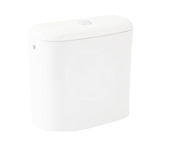 JIKA - Deep WC nádržka kombi, bočné napúšťanie, biela H8276120002411