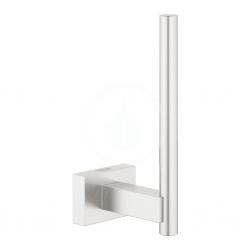 GROHE - Essentials Cube Držiak náhradného toaletného papiera, supersteel (40623DC1)