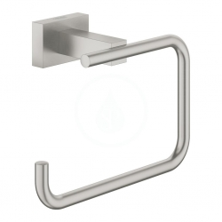 GROHE - Essentials Cube Držiak toaletného papiera, kefovaný Hard Graphite (40507AL1)
