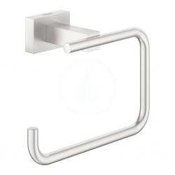 GROHE - Essentials Cube Držiak toaletného papiera, supersteel (40507DC1)