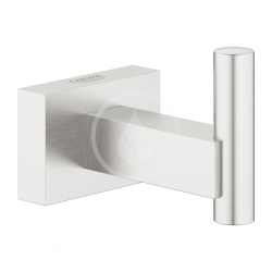 GROHE - Essentials Cube Háčik, supersteel (40511DC1)