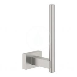 GROHE - Essentials Cube Držiak náhradného toaletného papiera, kefovaný Hard Graphite (40623AL1)