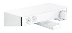 HANSGROHE - ShowerTablet Select Termostatická vaňová batéria 300, biela/chróm (13151400)