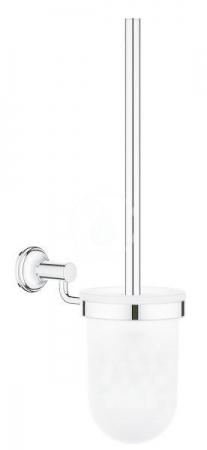 GROHE - Essentials Authentic Súprava na čistenie toalety, chróm (40658001)