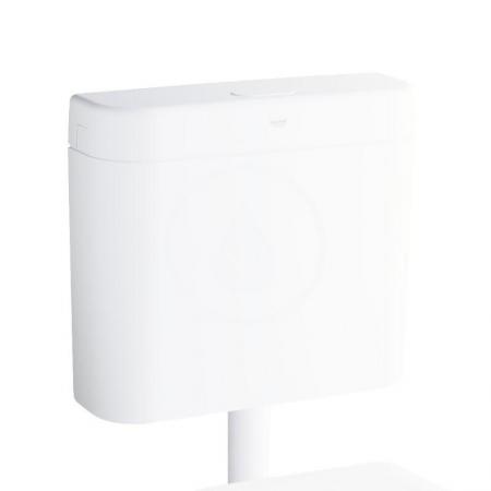 GROHE - Příslušenství Splachovacia nádrž 356x134 mm, alpská biela (37355SH0)