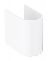 GROHE - Euro Ceramic Polostĺp k umývadlu, alpská biela (39201000)