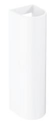 GROHE - Euro Ceramic Stĺp na umývadlo, alpská biela (39202000)