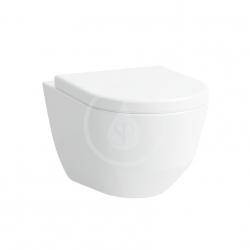 Laufen - Pro Závesné WC, 530x360mm, biela (H8209560000001)