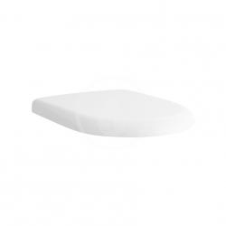 Laufen - Pro WC sedadlo, odnímateľné, SoftClose, duroplast, biela (H8939580000001)