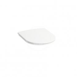 Laufen - Pro WC sedadlo Slim, odnímateľné, SoftClose, duroplast, biela (H8989660000001)