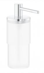 GROHE - Atrio Dávkovač tekutého mydla, sklo/chróm (40306003)
