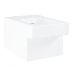 GROHE - Cube Ceramic Závesné WC, rimless, PureGuard, alpská biela (3924500H)