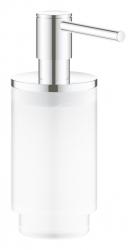 GROHE - Selection Dávkovač tekutého mydla, sklo/chróm (41028000)