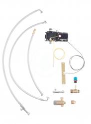GROHE - Foot Control Prestavbová súprava, chróm (30309000)