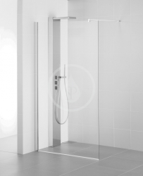 IDEAL STANDARD - Synergy Wetroom stena 90 cm, silver bright (lesklá strieborná) (L6223EO)