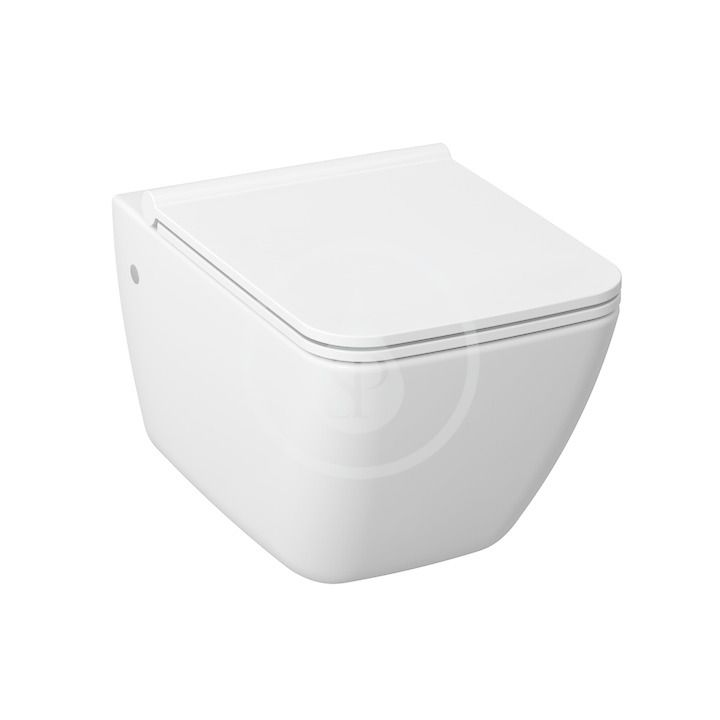 Cubito Pure Závesné WC s hlbokým splachovaním, Jika Perla, biela H8204231000001