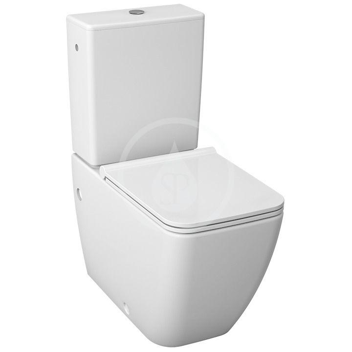 Cubito Pure WC misa kombi 670 mmx360 mmx430 mm, Jika Perla, biela H8244261000001