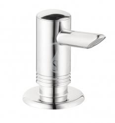 HANSGROHE - Příslušenství Dávkovač mydla/umývacieho prostriedku, chróm (40418000)