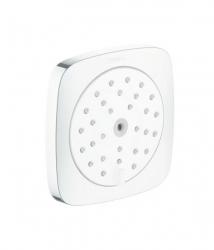 HANSGROHE - PuraVida Bočná sprcha 100 1jet, biela/chróm (28430400)
