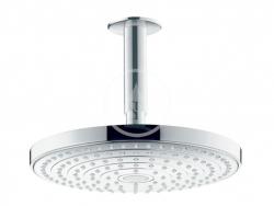 HANSGROHE - Raindance Select S Hlavová sprcha 240, 2 prúdy, EcoSmart 9 l/min, sprchové rameno 100 mm, chróm (26469000)
