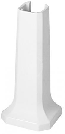 DURAVIT - 1930 Stĺp, 296 mmx280 mm, biely – stĺp (0857900000)