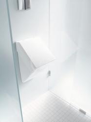 DURAVIT - Vero Urinál, vyhotovenie pre veko, 295 mmx320 mm, biely – urinál (2801320000), fotografie 6/3