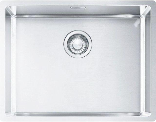 FRANKE FRANKE - Box Drez BXX 210/110-54, 580x450 mm, nerezový 127.0395.015