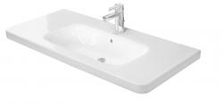 DURAVIT - DuraStyle Umývadlo do nábytku s prepadom, 1000 mmx480 mm, biele – jednootvorové umývadlo (2320100000)