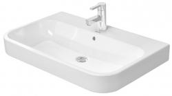 DURAVIT - Happy D.2 Umývadlo do nábytku s prepadom, 1000 mmx505 mm, biele – trojotvorové umývadlo (2318100030)