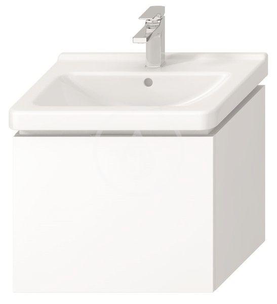JIKA - Cubito Skříňka pod umyvadlo 590x480 mm, bílá (H40J4233015001)