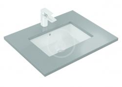 IDEAL STANDARD - Strada Umývadlo pod dosku 595mmx435mmx170mm, biela s Ideal plus (K0779MA)