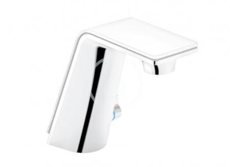 HANSA - Alessi Sense Elektronická umývadlová batéria, Tiptronik, chróm (07732201)