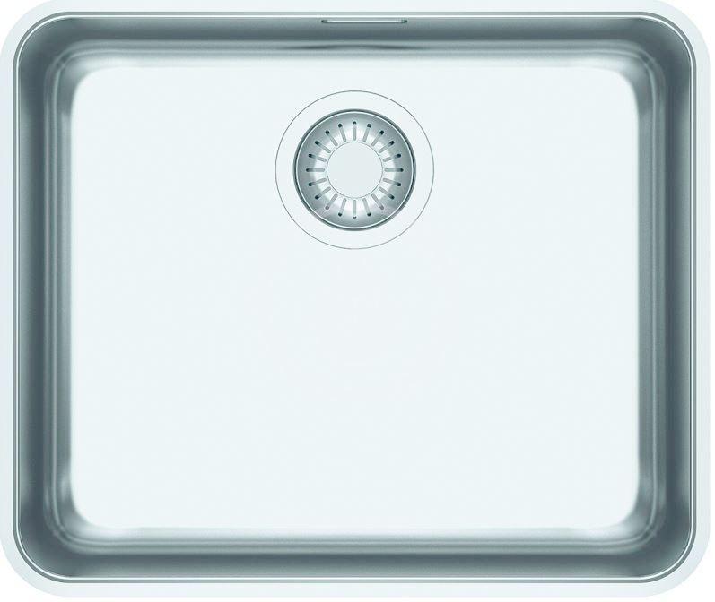 FRANKE FRANKE - Aton Drez ANX 110-48, 510x430 mm, nehrdzavejúca oceľ 122.0204.649
