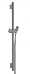 HANSGROHE - Unica'S Sprchová tyč 650 mm so sprchovou hadicou, matná čierna (28632670)