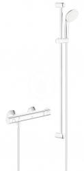 GROHE - Grohtherm 800 Termostatická sprchová batéria so sprchovou súpravou 900 mm, chróm (34566001)